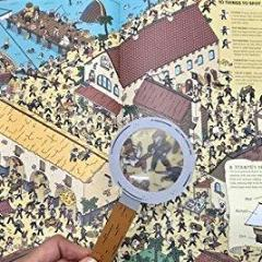 Pirates Magnified: With 3x Magnifying Glass - Children's Hardback Book