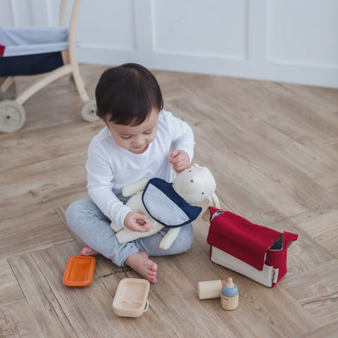 Plan Toys Doll Feeding Set