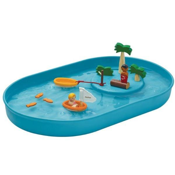 Plan Toys Water Way Play Set | Soren's House
