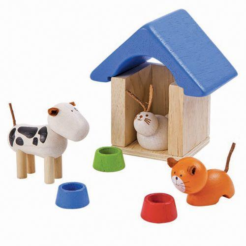 Plan Toys Pets With Accessories