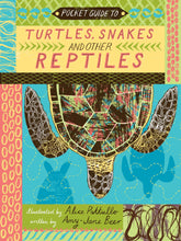 Pocket Guide to Turtles, Snakes and other Reptiles - Children's Hardback Book