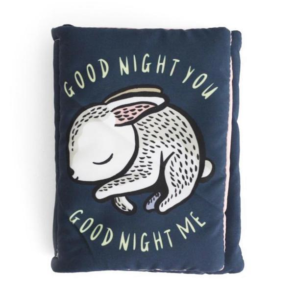 Wee Gallery Goodnight Me - Soft Cloth Book | Soren's House