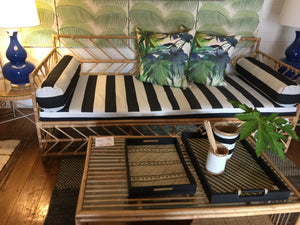 Chevron Daybed