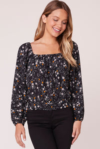 Autumn Garden Top