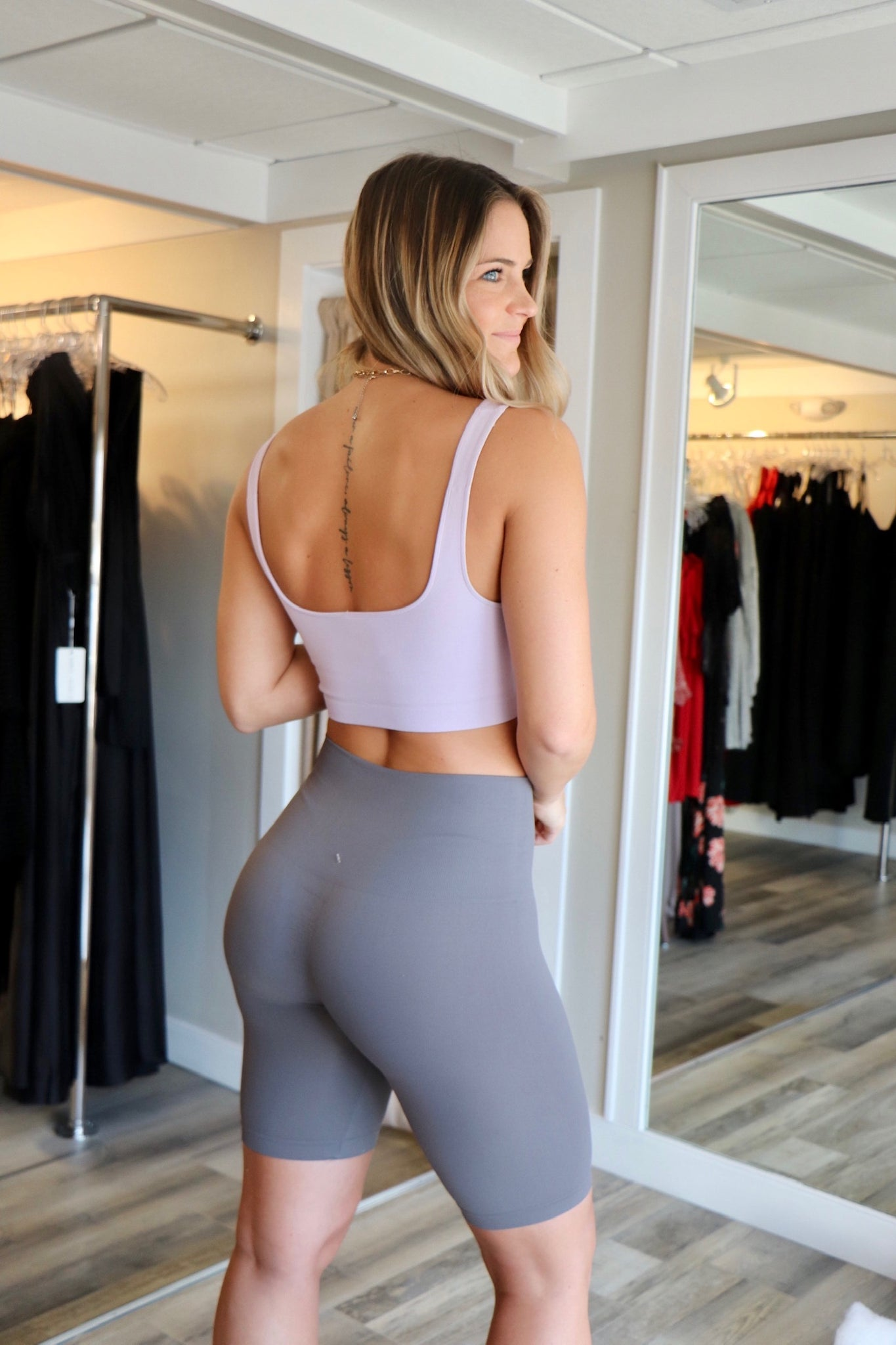 Bike Shorts Seamless