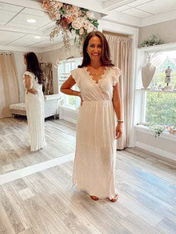 Croatia Cream Maxi