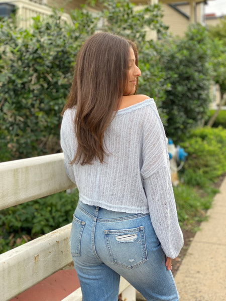 Lexi Long Sleeve Sweater