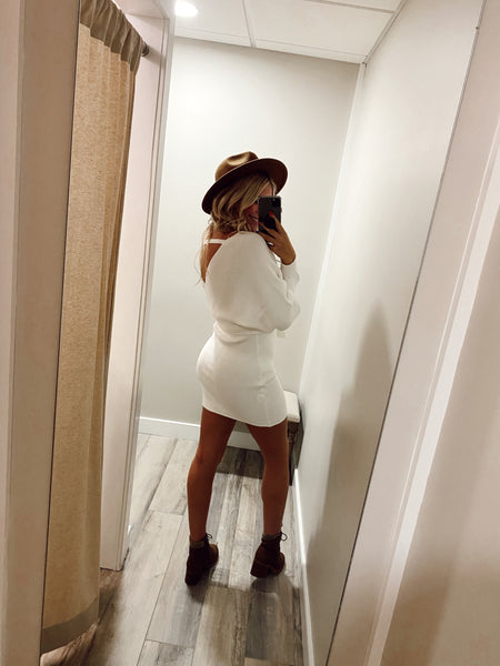 Hailey Heavenly Sweater Dress