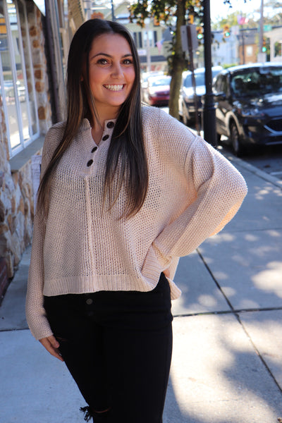 Abby Knit Sweater