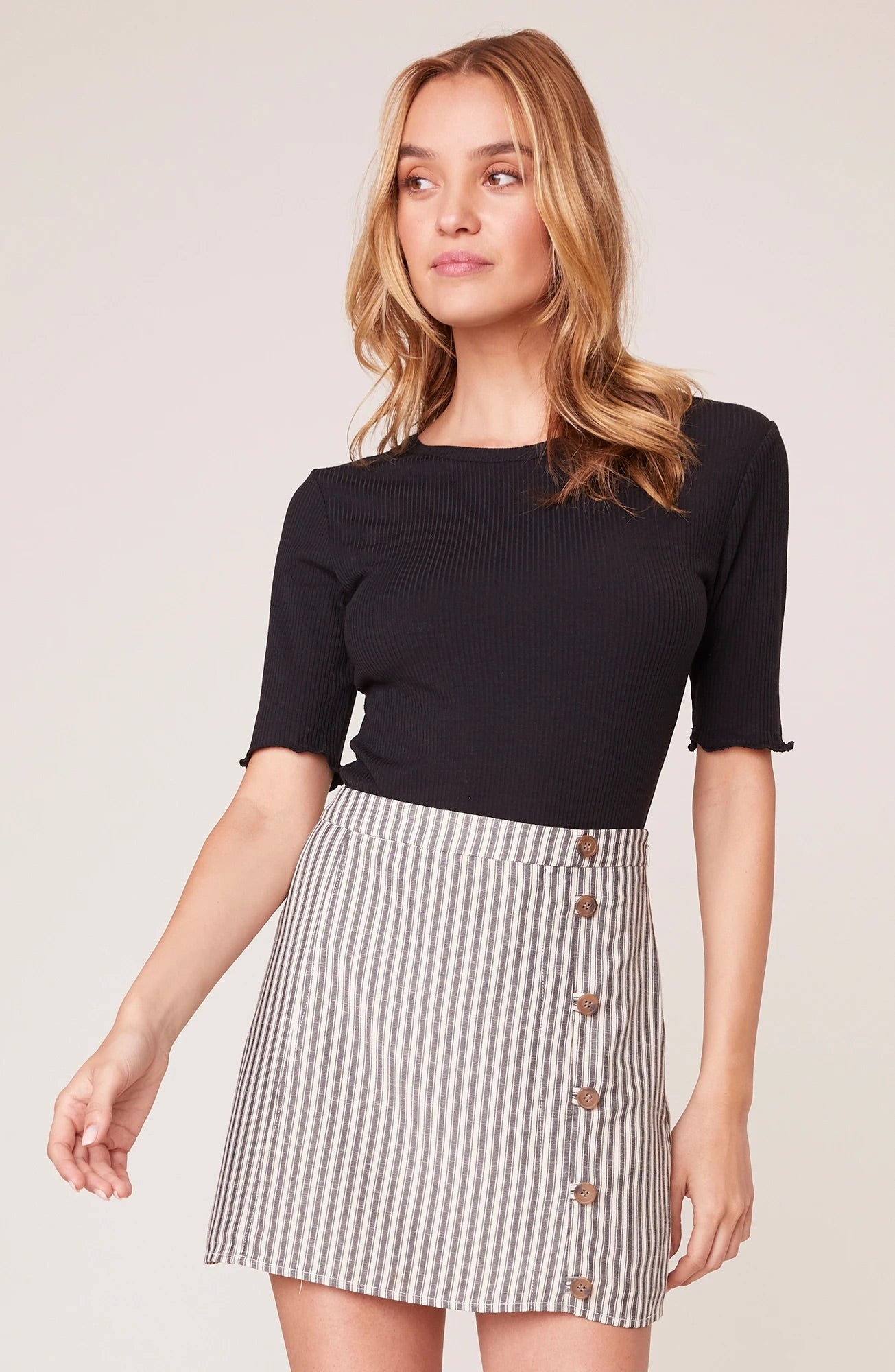 Pretty Little Stripe Skirt