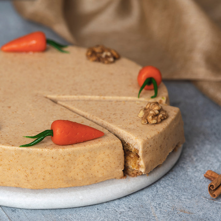 Carrot and Cream Cheese - Order Cakes Online - Amintiri Bangalore
