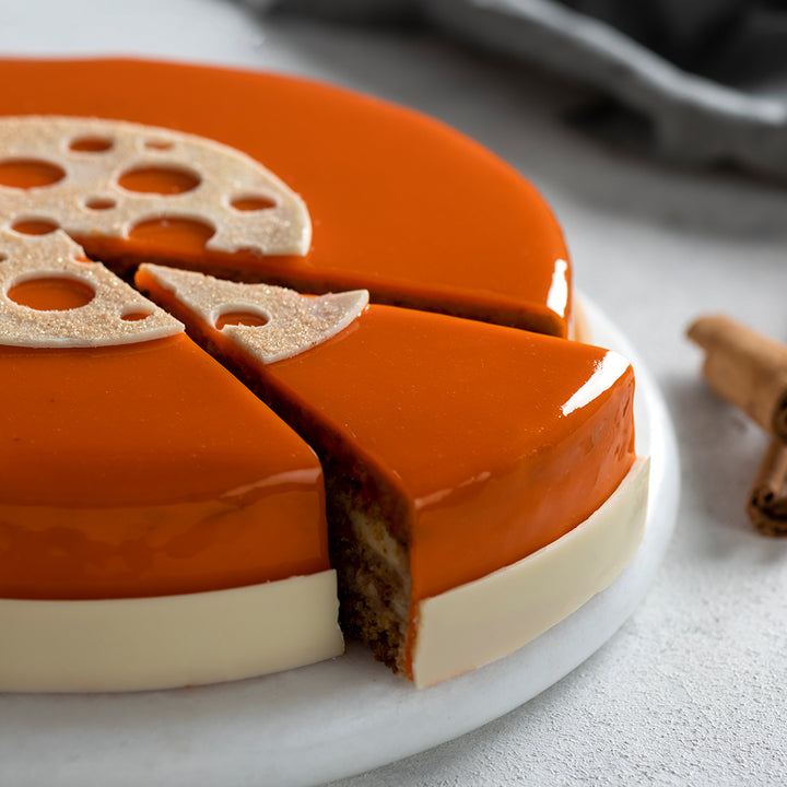 Carrot and Cream Cheese (Glazed Cake) - Amintiri - Amintiri Bangalore