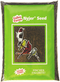 Valley Farms® Nyjer Seed Wild Bird Food