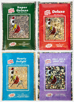 Valley Farms® Bird Lover Gift-Pack! Includes 4 Blends- 4LBS Each + High Resolution 2021 Bird Calendar