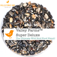 Valley Farms Super Deluxe Wild Bird Food