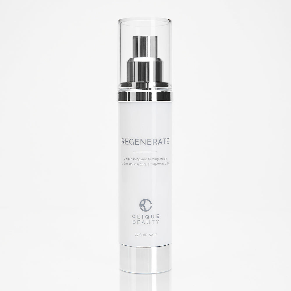 REGENERATE / A nourishing and firming cream