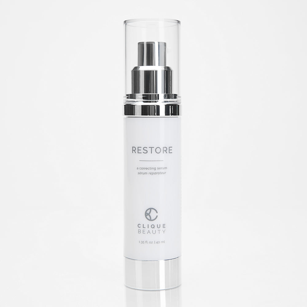 RESTORE / A correcting treatment serum