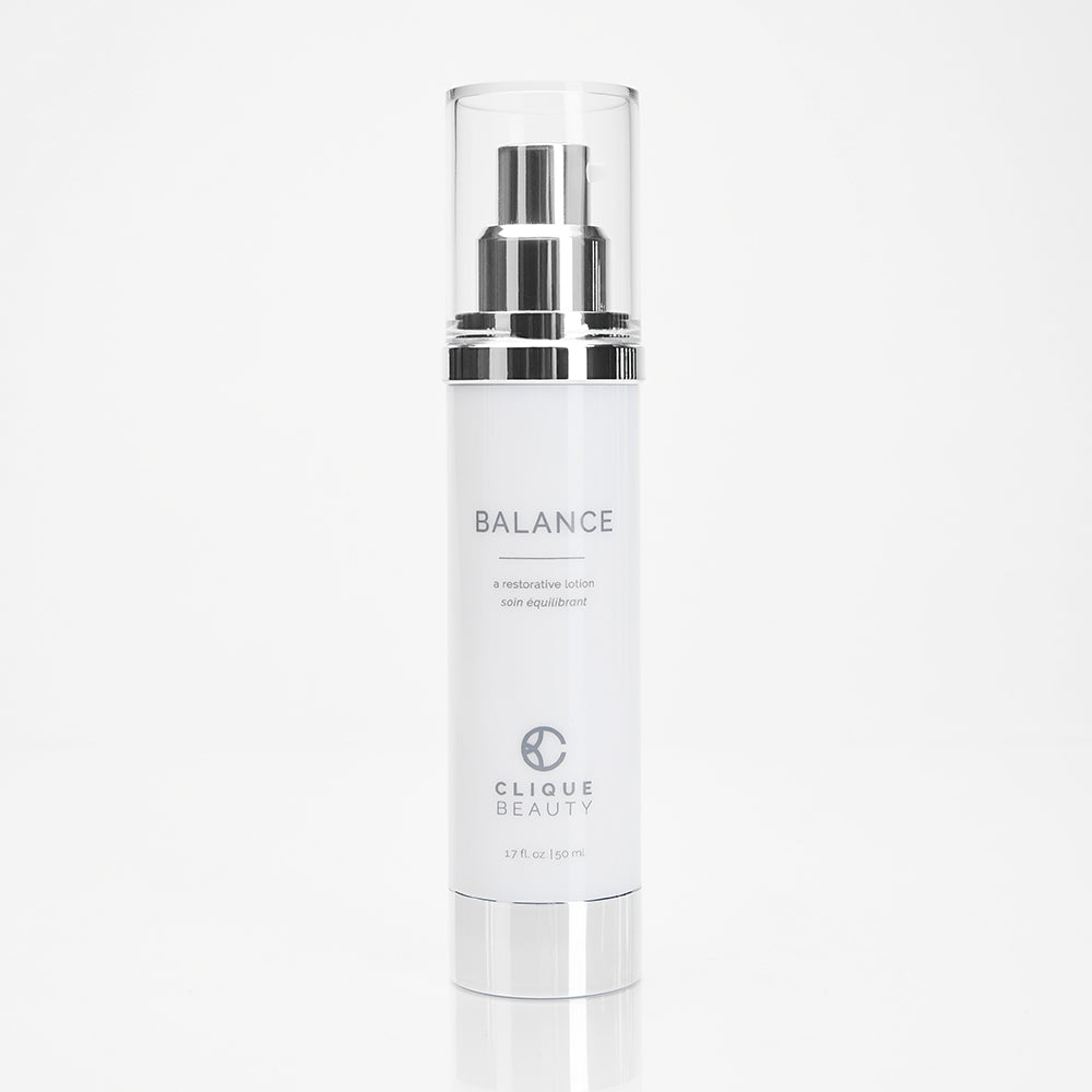 BALANCE / A restorative lotion