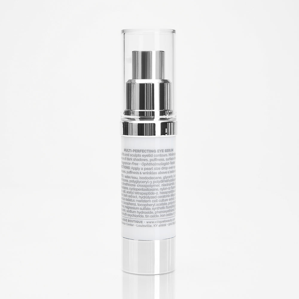 ILLUMINATE / A brightening eye treatment