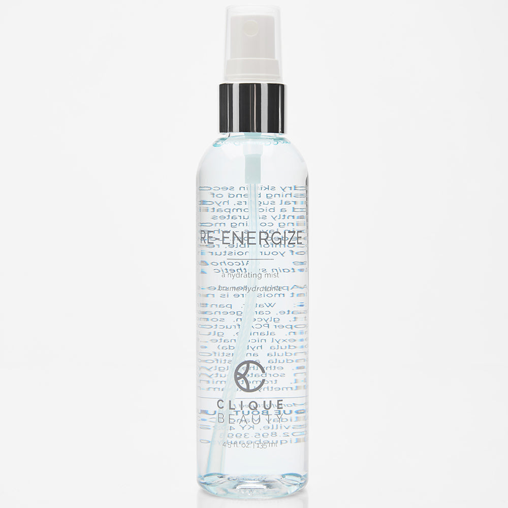 RE-ENERGIZE / A hydrating mist