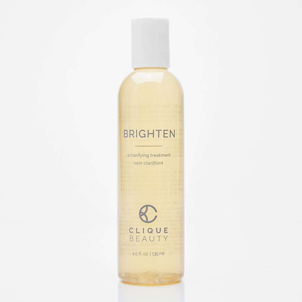 BRIGHTEN / A clarifying treatment
