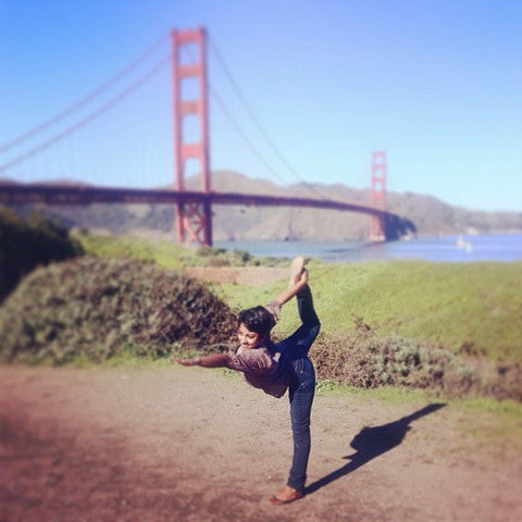 Lotus Premium Denim Inspire in San Francisco Golden Gate Bridge