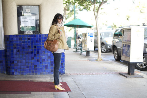 Lotus Premium Denim Inspire First Lookbook Daytime Look Standing
