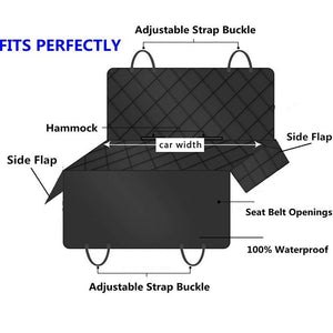 Heavy Duty Waterproof Seat Cover