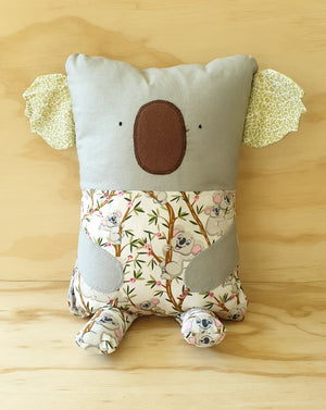 Koala Cuddle Buddy - Baby pillow / cushion - Toddler pillow / cushion - cute animal