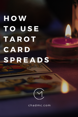 Tarot Card Spreads - What they are and how to use them