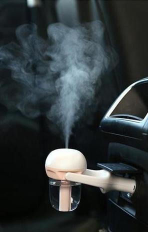 ZenDrive Aromatherapy Diffuser for Your Car