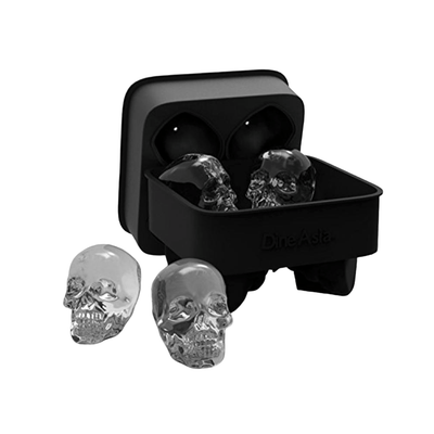 Skull Candy Mold Tray | Create Fun Foods or Ice Cubes