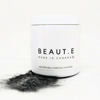 Natural Activated Charcoal Vegan Skincare Bundle | Get Clear Skin