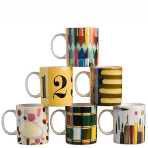 EAMES® HOUSE OF CARDS - KAFFEEBECHER SET1 von Whitbread&Wilkinson