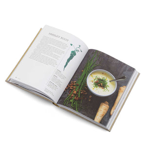 EAT YOUR GREENS! | Plat-focused recipes for the kitchen | KOCHBUCH | Gestalten Verlag - Charles & Marie