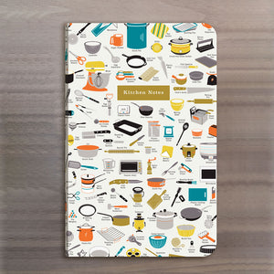 COPIOUS KITCHENWARE | NOTIZBUCH | Pop Chart Lab