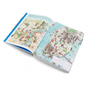 A MAP OF THE WORLD | BUCH | Updated Edition | Gestalten Verlag - Charles & Marie