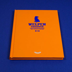 WELPEN | Hunde Foto-TAGEBUCH | Stratier - Charles & Marie