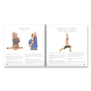 THE YOGA MAN(UAL) | YOGA BUCH | Jen Murphy | W&P Design - Charles & Marie
