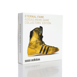ETERNAL FAME | ADIDAS MEMORY-Spiel | Himmelspach Publishing