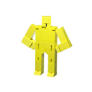 CUBEBOT® Small | 3D PUZZLE ROBOTER | David Weeks | Areaware - Charles & Marie