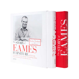 THE STORY OF EAMES FURNITURE | BUCH | Gestalten Verlag - Charles & Marie