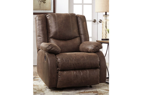 Bladewood Coffee Recliner