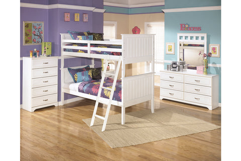 Lulu Twin/Twin Bunk Bed