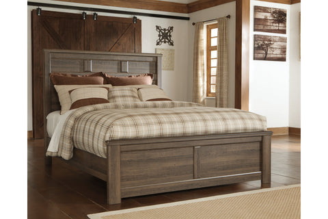 Juararo California King Panel Bed