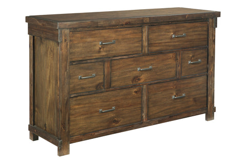 Lakeleigh Brown Dresser