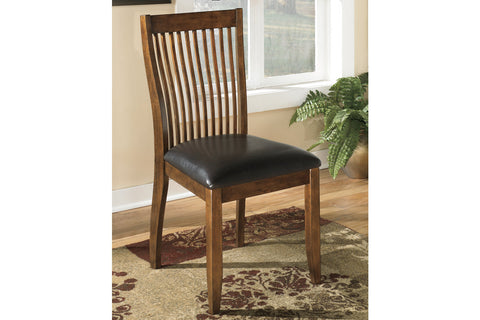 Stuman Dining Upholstered Side Chair (Set of 2)