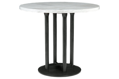 Centiar Two-tone Counter Table