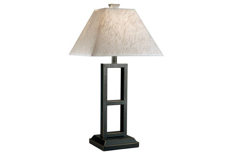 Deidra Black Table Lamp