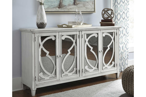 Mirimyn Multi Door Accent Cabinet